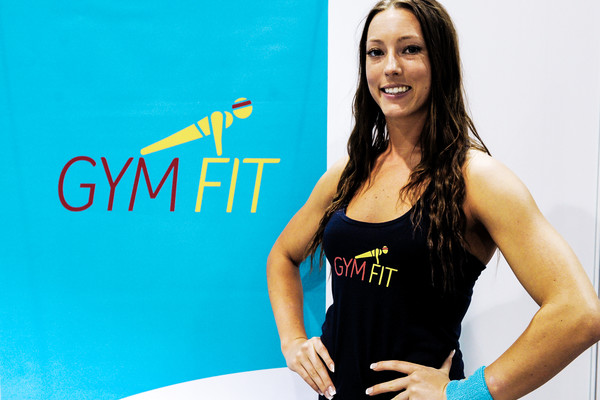 Gymnast Imogen Cairns is a big fan of GymFit